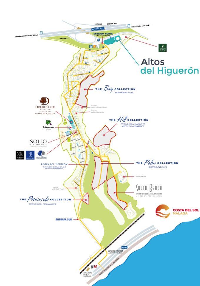 Altos del Higuerón - Reserva del Higuerón