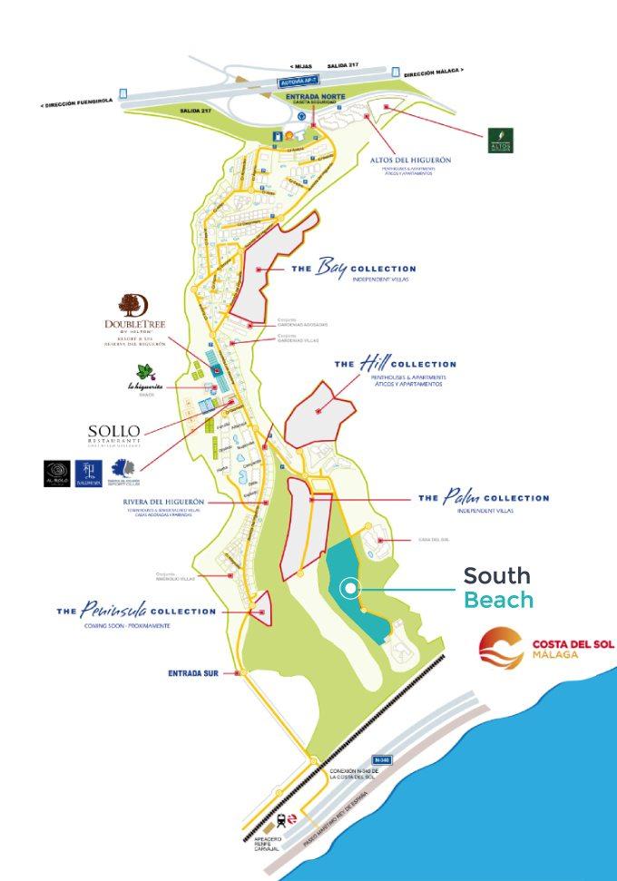 South Beach - Reserva del Higuerón