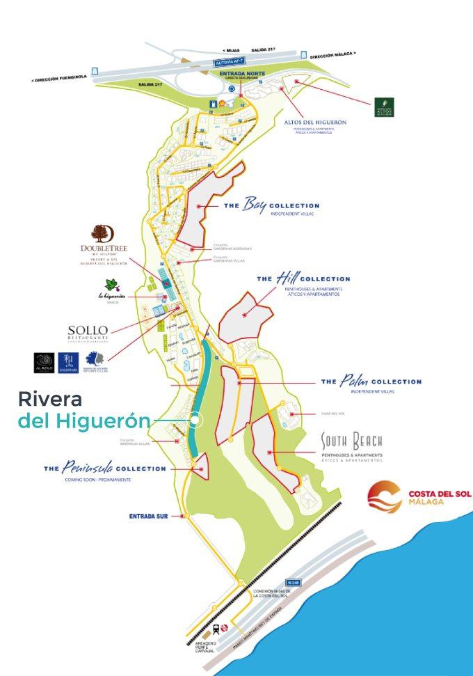 Rivera del Higueron - Reserva del Higuerón