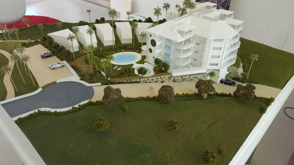 Empezamos la ejecución de Peninsula Residences - Reserva del Higuerón