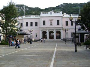 Gibraltar, Reino Unido a unos pocos kilómetros de Reserva del Higuerón - Reserva del Higuerón