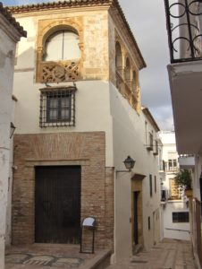A walk in Marbella, some kilometres from Reserva del Higueron 1