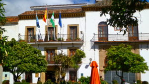 A walk in Marbella, some kilometres from Reserva del Higueron 3